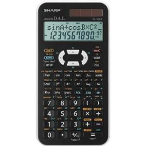 prezzo Calcolatrice sharp el-506xb
