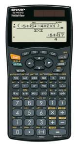 prezzo calcolatrice sharp el-w531g